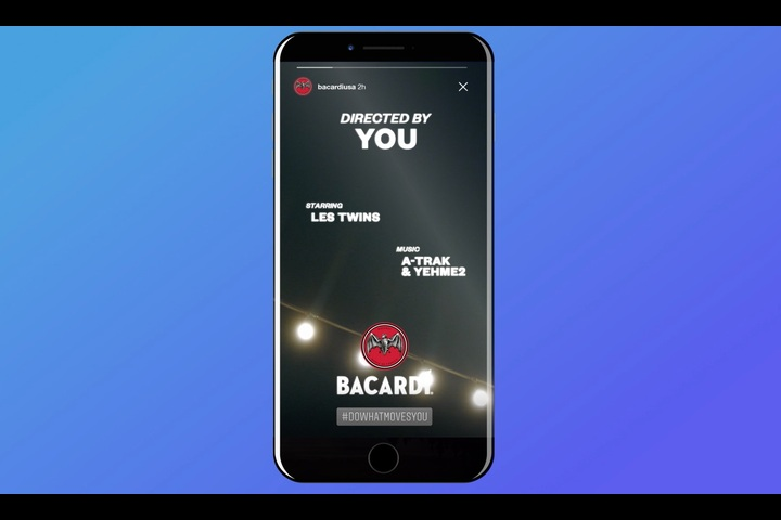Live Moves - - Bacardi