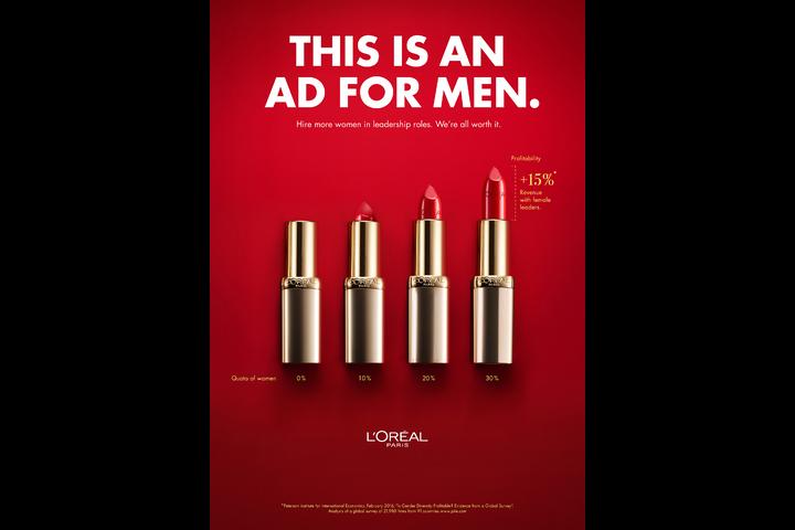 Ad for Men - L'Oréal Paris - L'Oréal Paris