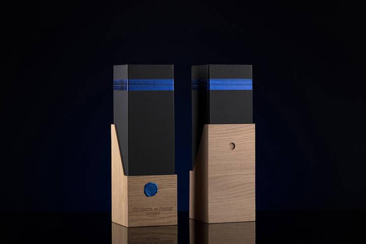 Zero-Waste Design - Sustainable Packaging - Quinta da Rede - Reserva da Familia - White Wine - Limited Edition