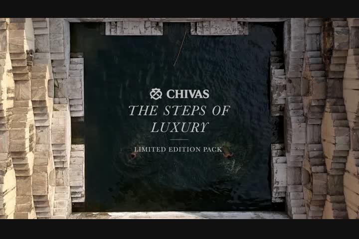 The Steps Of Luxury - Pernod Ricard India Pvt Ltd - Chivas
