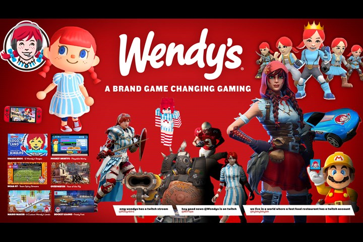 Super Wendy's World - Wendy's - all menu items - Wendy's