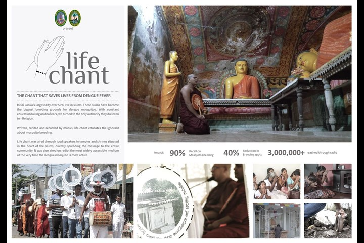 Life Chant - - Public Health Department