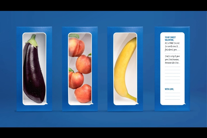 Real Emojis - Fresh fruit & vegetables - Lidl