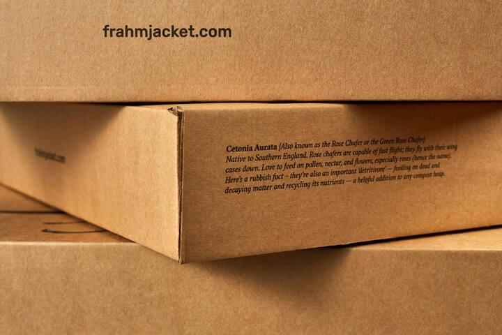 FRAHM – Tough Beautiful - FRAHM Jackets - FRAHM