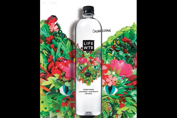 LIFEWTR Series 9 Art of Recycling - Beverage - LIFEWTR