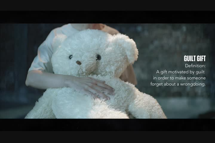 Guilt Gifts Puppetry - Anti-domestic violence NGO - ANAIS Association