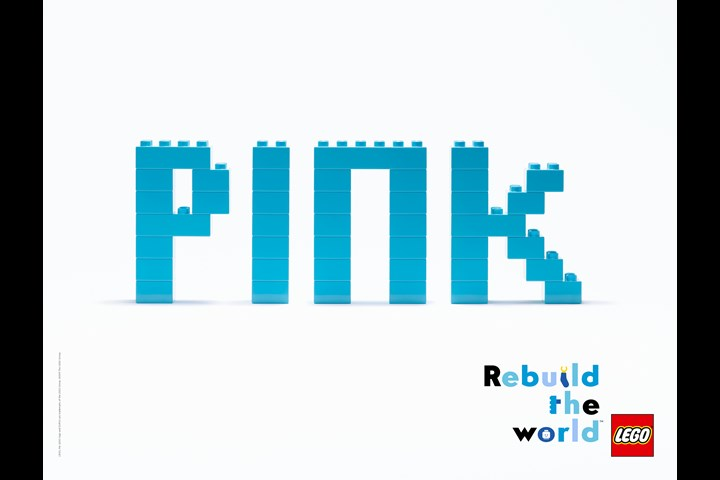 Rebuild the world - Lego - Lego