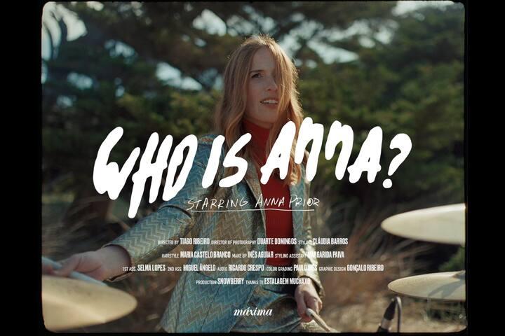 Who is Anna - Bold CS - Maxima Magazine