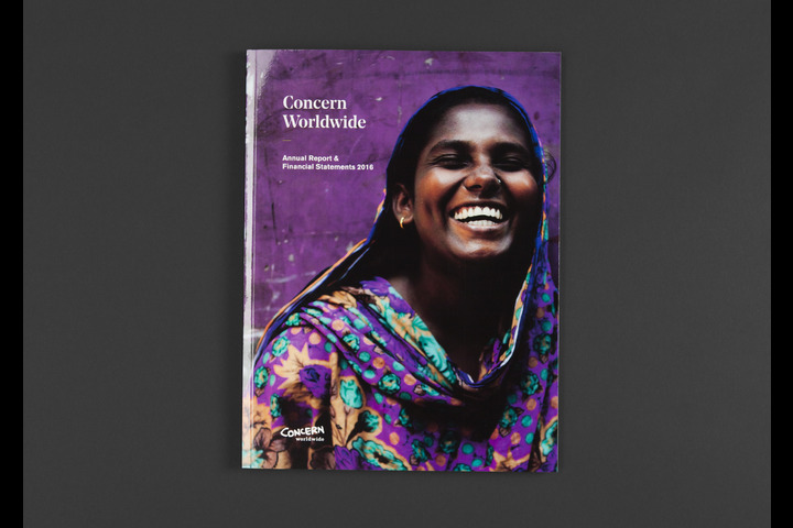 Annual Report - Concern Worldwide - Not for Profit