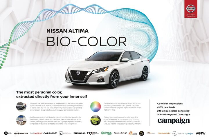 Bio-Color - Nissan Altima - Nissan Middle East
