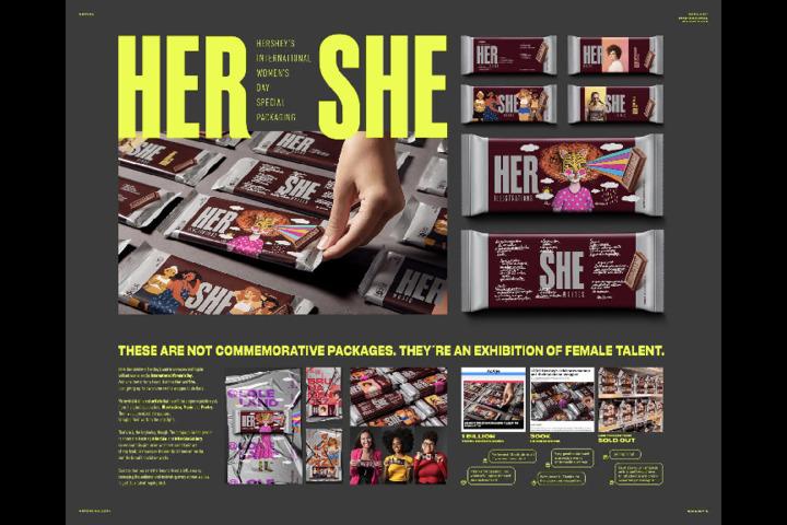 #HerSheGallery - #HerSheGallery - HERSHEYs Br