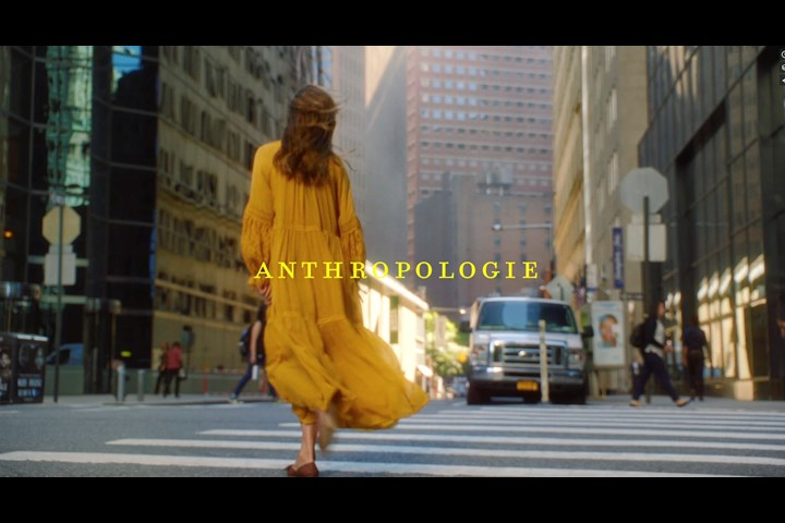 New Season Campaign - Anthropologie - Anthropologie
