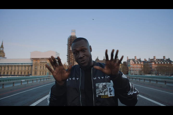 Vossi Bop - Atlantic Records - Stormzy