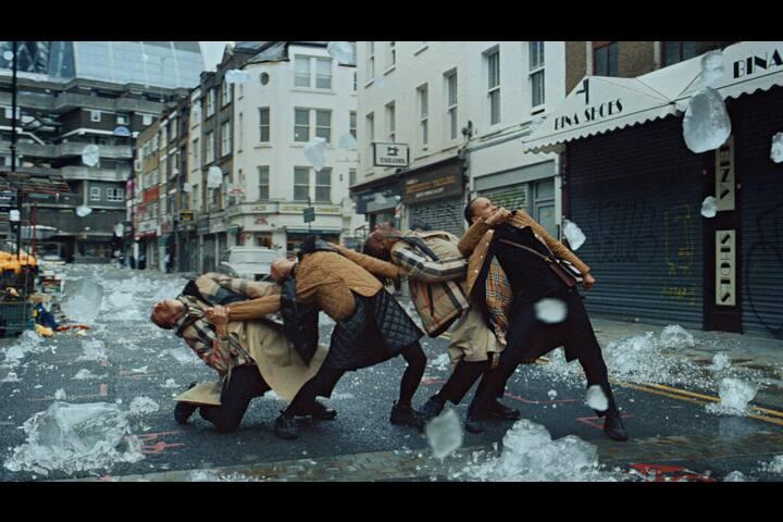 Festive - Riff Raff Films - Burberry