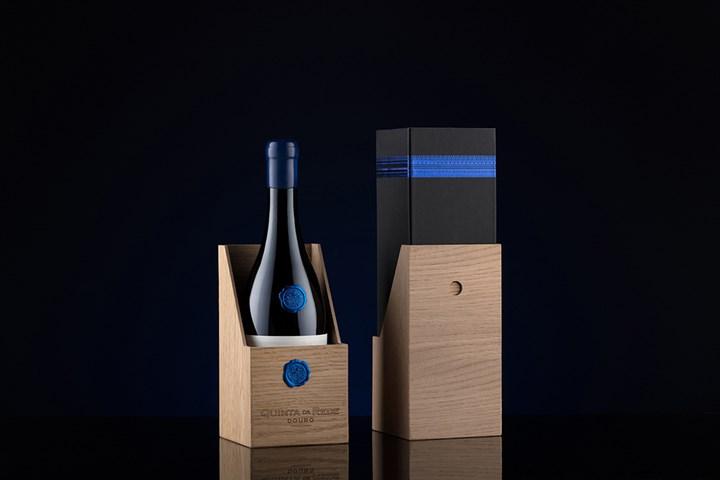 Zero-Waste Design - Sustainable Packaging - White Wine - Limited Edition - Quinta da Rede - Reserva da Familia