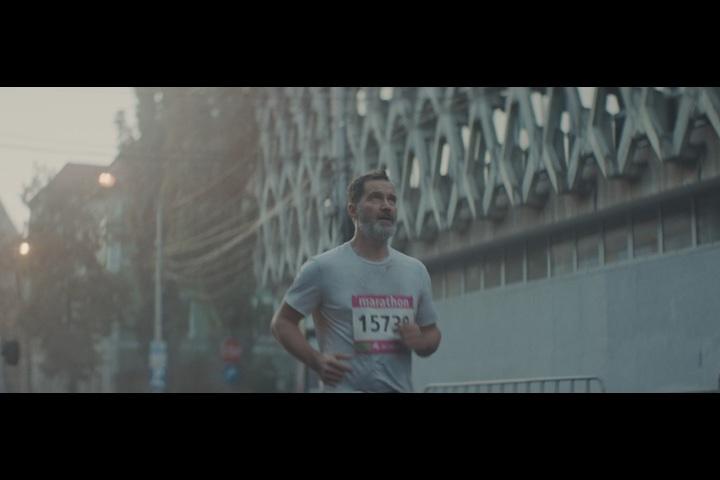 Marathon Man - Three - Three Mobile