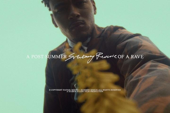 A post summer solitary reverie of a rave - Kairos Studio GmbH - Rafael Kouto