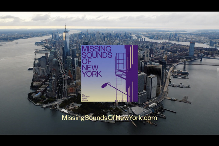 Missing Sounds of New York - Library - The New York Public Library