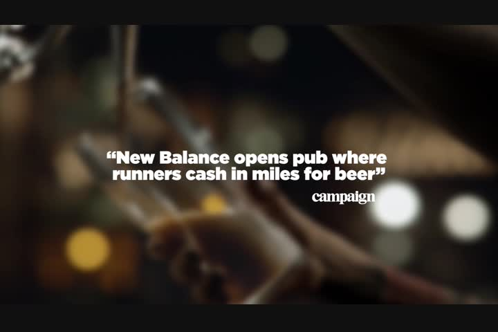 The Runaway Pub - - New Balance