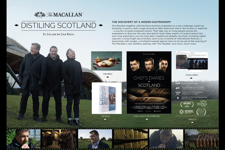 The Macallan: Distilling Scotland - Whisky The Macallan - The Macallan