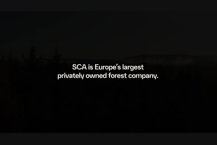 SCA - The force of the forest - Business to Business - SCA