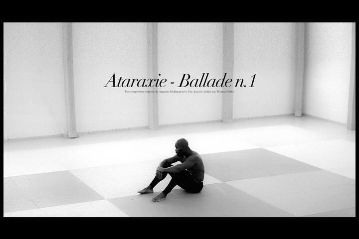 ATARAXIE - Ballade n.1 - Rouge Point Paris -