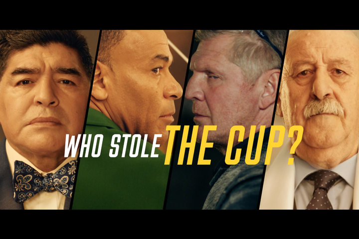 Who Stole The Cup? - BWIN - BWIN