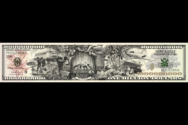 Banknote of the Stollen Billion - Cutia Neagra Investigative Show - TV8, Cutia Neagra