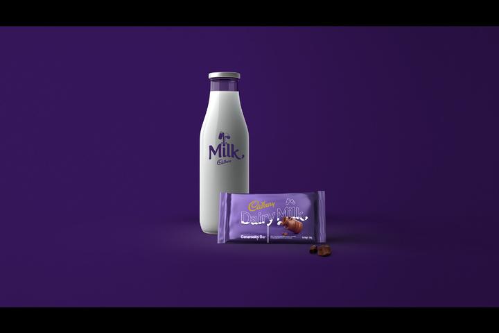 The Generosity Bar - Chocolate - Cadbury Dairy Milk