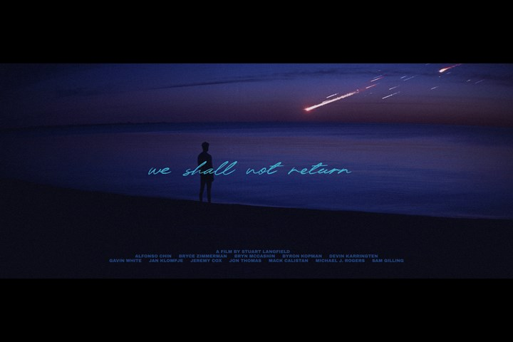 We Shall Not Return - Kiddo Films - Self-commissioned