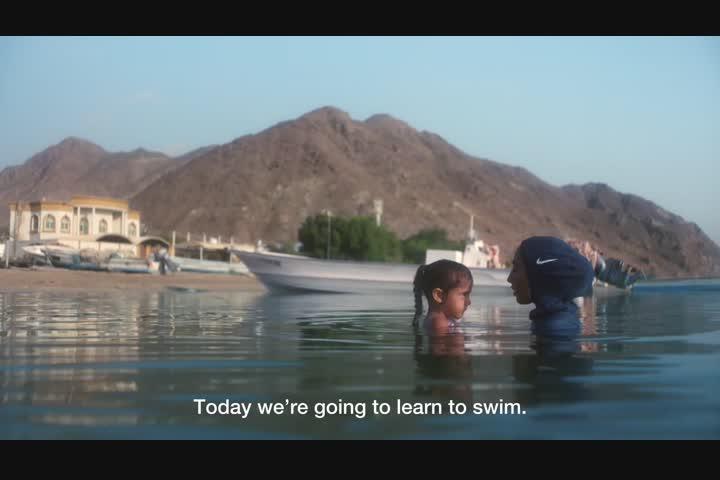 Nike - You Can't Stop Us - Nike Swim - Nike Women
