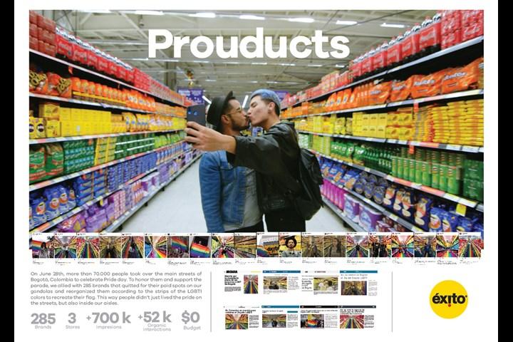 PROUDUCTS - Retail - ALMACENES ÉXITO