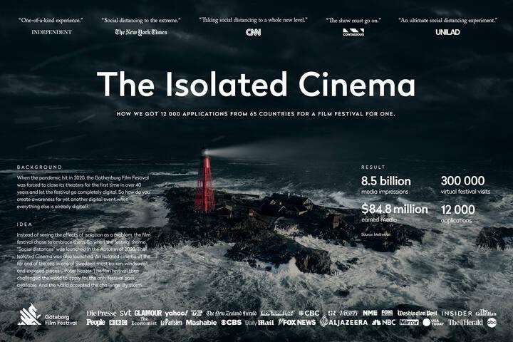 The Isolated Cinema - Film Festival - Göteborg Film Festival