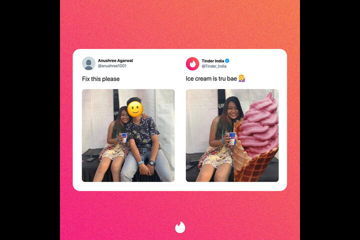 Axe Your Ex By Tinder - MTCH India Services Pvt Ltd - Tinder India
