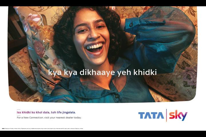 Kya Kya Dikhaye Yeh Khidki - Tata Sky Ltd - Tata Sky
