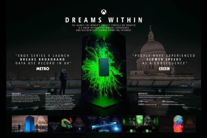 Xbox - Dreams Within - Xbox Series X - Xbox