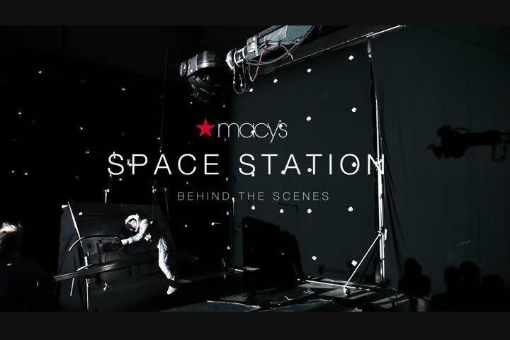 Space Station - Macy's - Macy's
