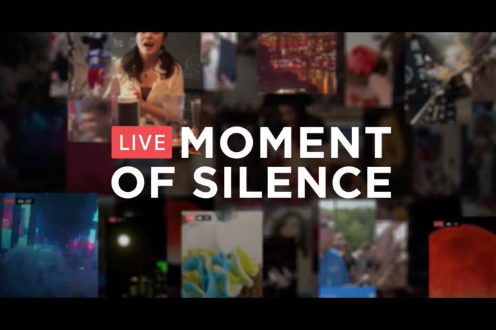 Live Moment of Silence - Sandy Hook Promise - Sandy Hook Promise