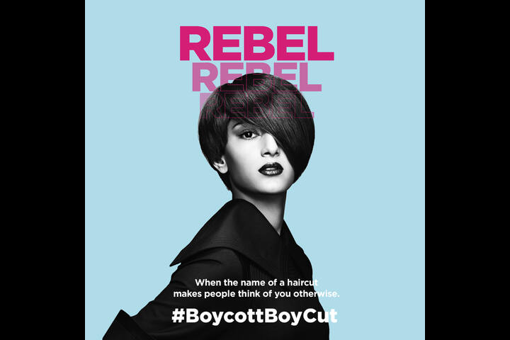 #BoycottBoyCut - Godrej Consumer Products Limited - BBLUNT India