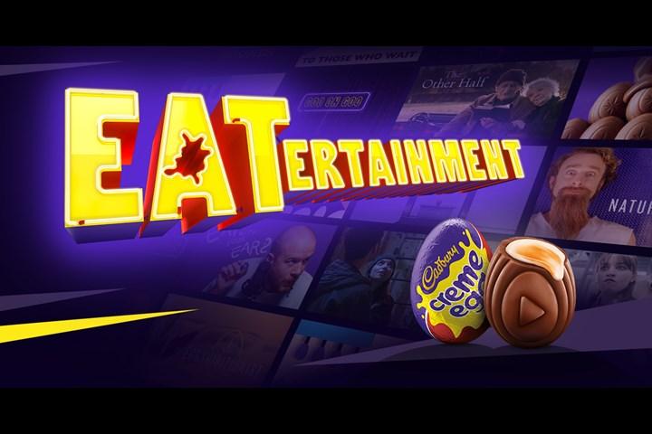 Creme Egg EATertainment - Cadbury Creme Egg - Cadbury Creme Egg