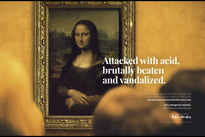 Mona Lisa - Fundación Todas Unidas - Fundación Todas Unidas