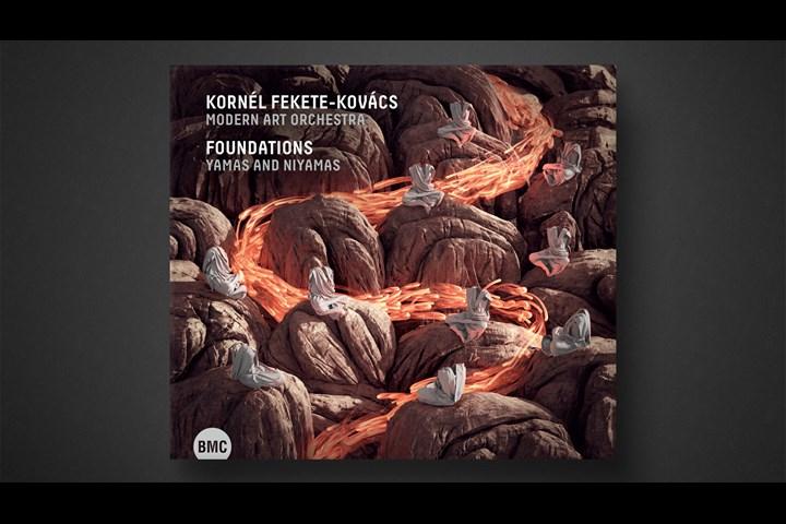 Budapest Music Center - Album covers - Music industry - BMC Records