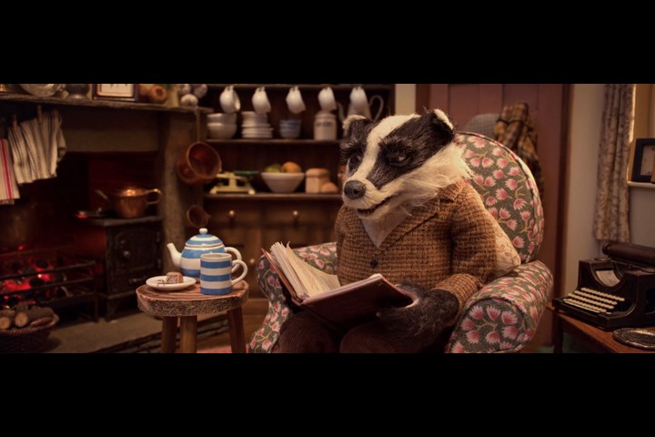 The Wind in the Willows - Rowdy - The Wildlife Trusts
