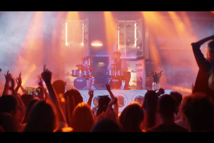 Codie Childs of Leland Music Ltd - Argos - Christmas