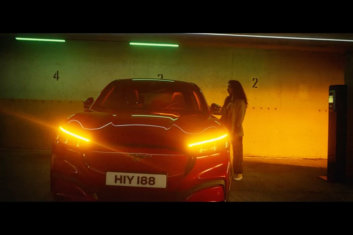 Ford Mustang – Watch Me - Iconoclast - Ford Mustang