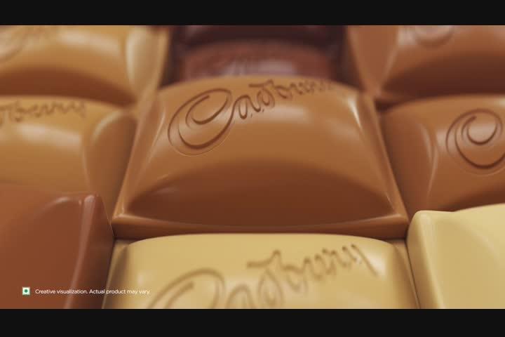 Cadbury Unity Bar - Mondelez India - Cadbury