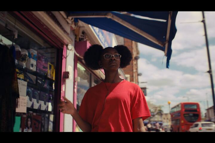 Abi: Being Black & 6Teen - Caviar - Football Beyond Borders