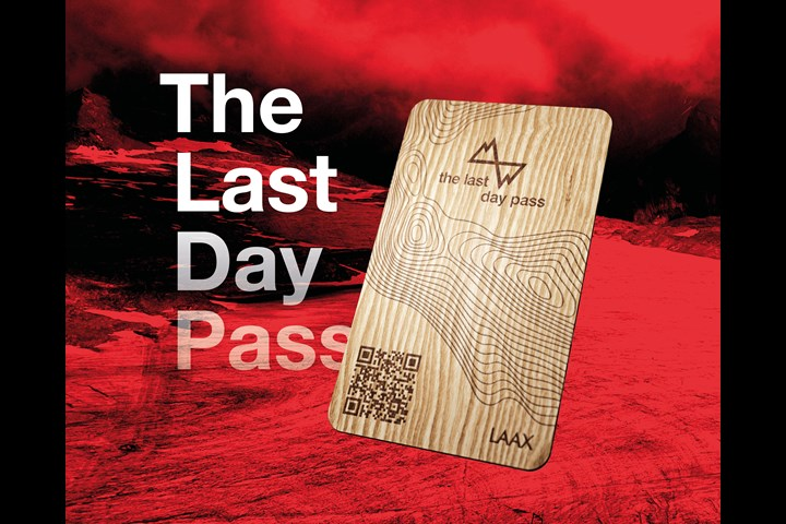 The Last Day Pass - The Last Day Pass - LAAX