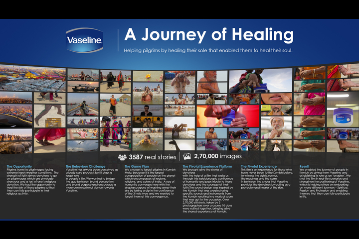 Journey of Healing - Vaseline - Vaseline