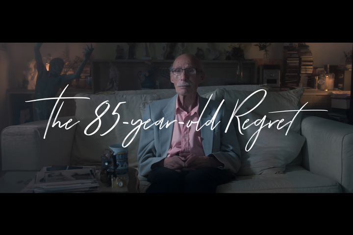 The 85-year-old Regret - 5 Gum - 5 Gum